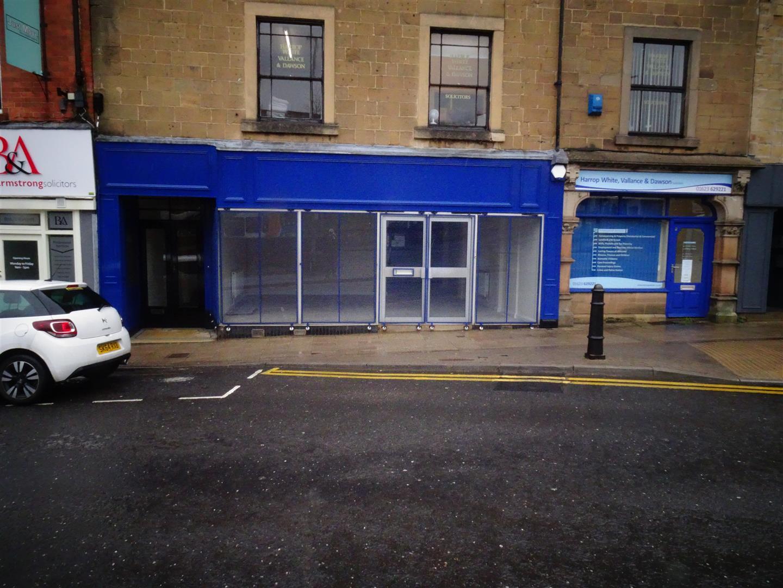 Albert Street Mansfield NG18 1EA